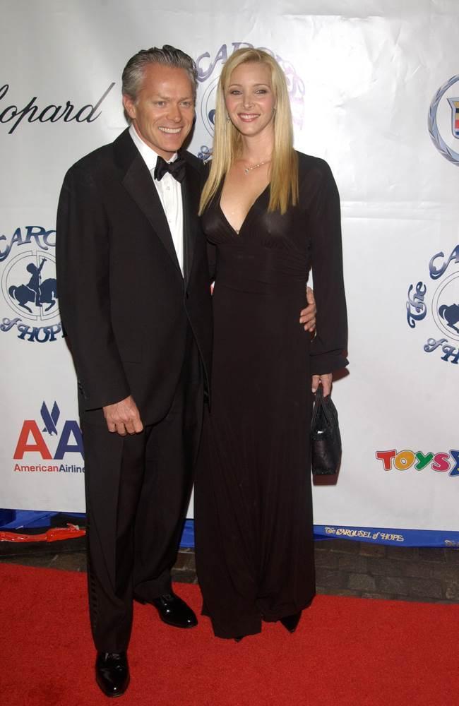 Lisa Kudrou i Majkl Stern