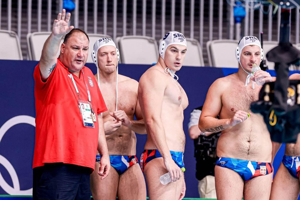 dejan savic i vaterpolo reprezentacija na olimpijskim igrama