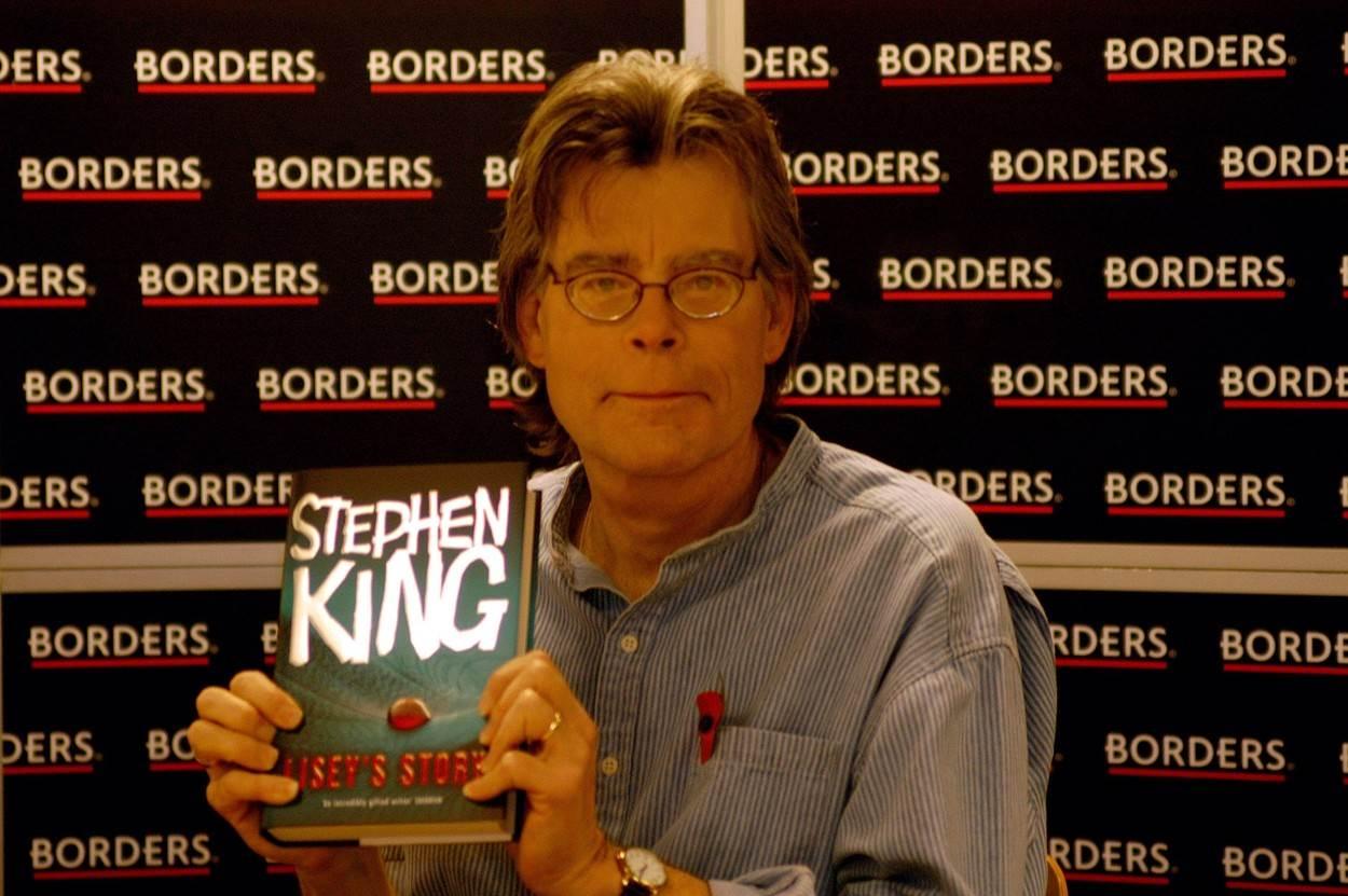 stiven king danas je jedan od najpoznatijih pisaca