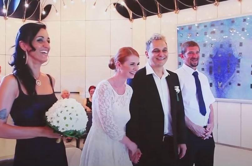 lena se udala za slovenackog muzicara srpskog porekla
