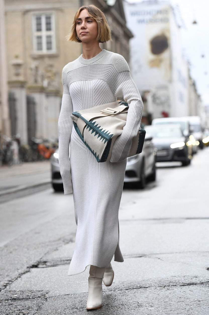 dzemper haljina sa cizmama